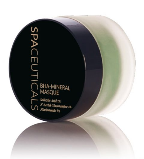 SPACEUTICALS BHA-Mineral Masque