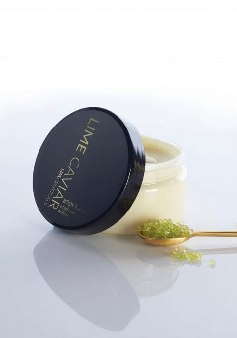 Lime Caviar Body Balm product