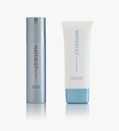Home waterlily skin body spa for Active skin salon