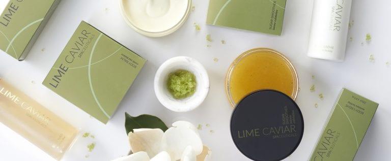 Waterlily Lime Caviar Body Care